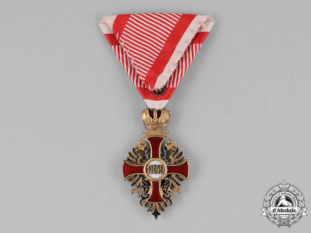 Austria, Empire. A Franz Joseph Order, Knight's Cross, by Rothe, c.1917
