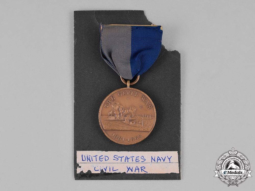 United States. A Marine Corps Civil War Campaign Medal