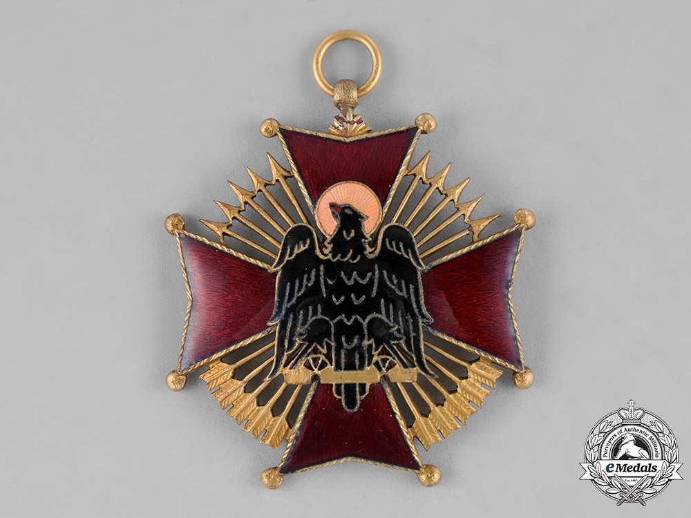 Spain, Franco Period. An Order of Cisneros, Grand Cross, c.1950