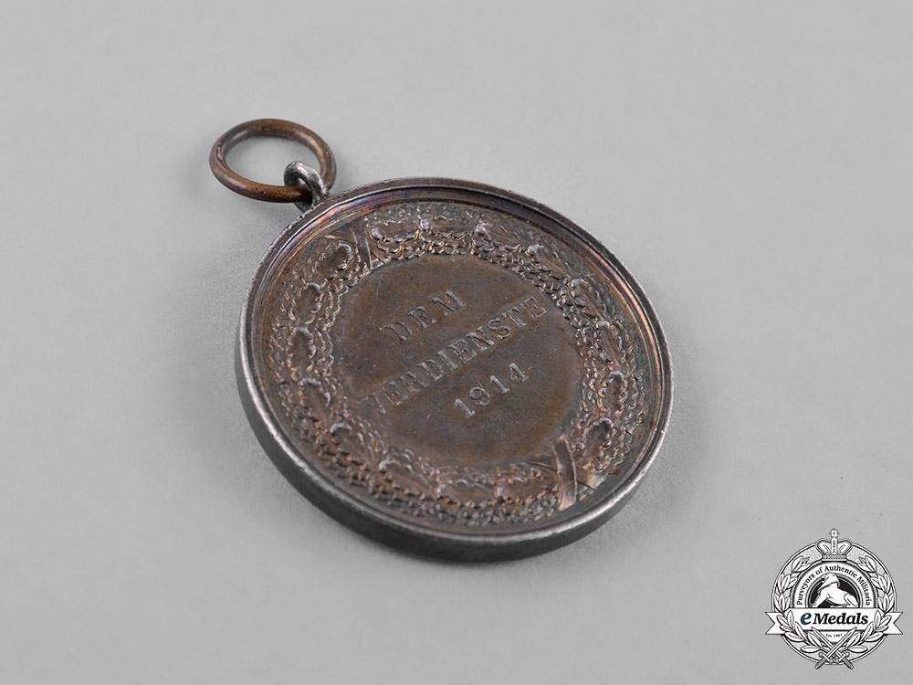 Saxony, Kingdom. A First War Period Medal of Merit