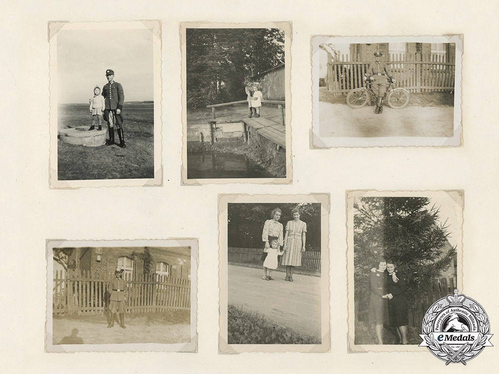 Germany, Third Reich. A Private Photo Album Containing Early NSDAP, Police, and Heer Photos