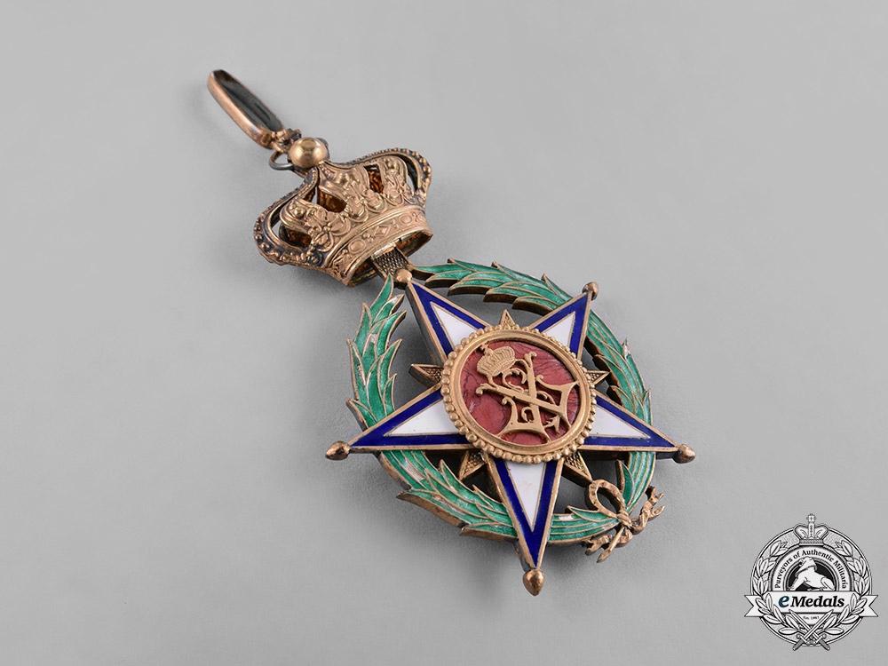 Belgium, Kingdom. An Order of the African Star, Commander, by Fernand-Fisch, c.1945