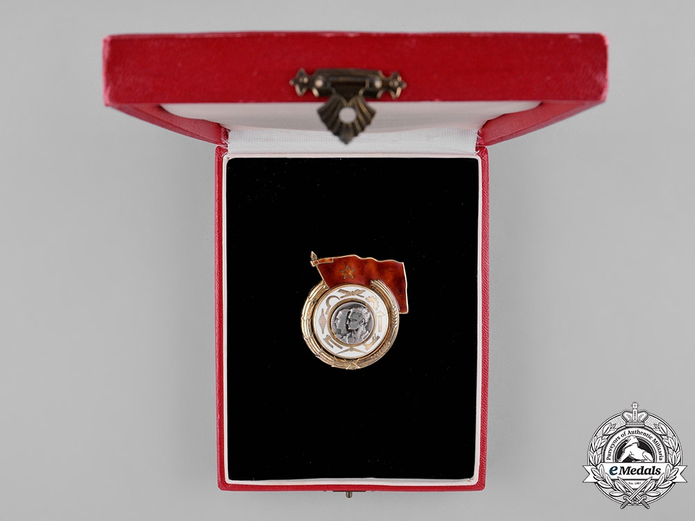 Yugoslavia (Socialist Federal Republic). Order of Labour with Red Banner, I Class