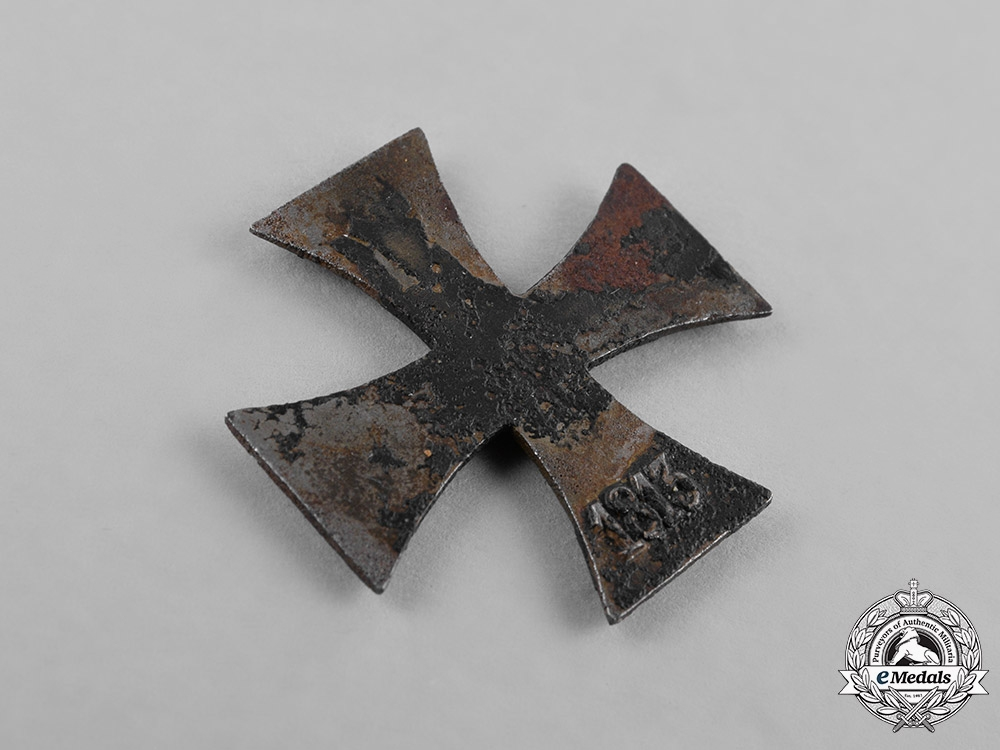 Germany, Wehrmacht. A 1939 Iron Cross Second Class Core