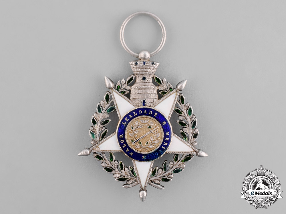 Portugal, Kingdom. A Military Order of the Tower and the Sword, Knight, c.1900