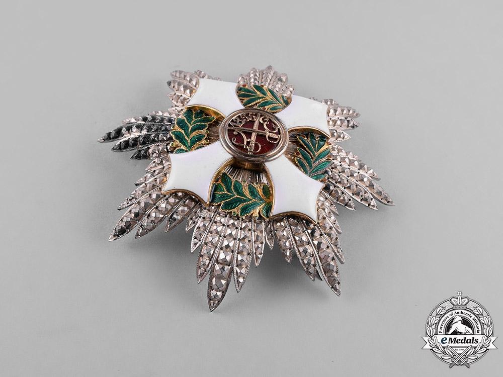 Italy, Kingdom. A Military Order of Savoy, Grand Cross Star, by Gardino-Cravanzola, c.1930