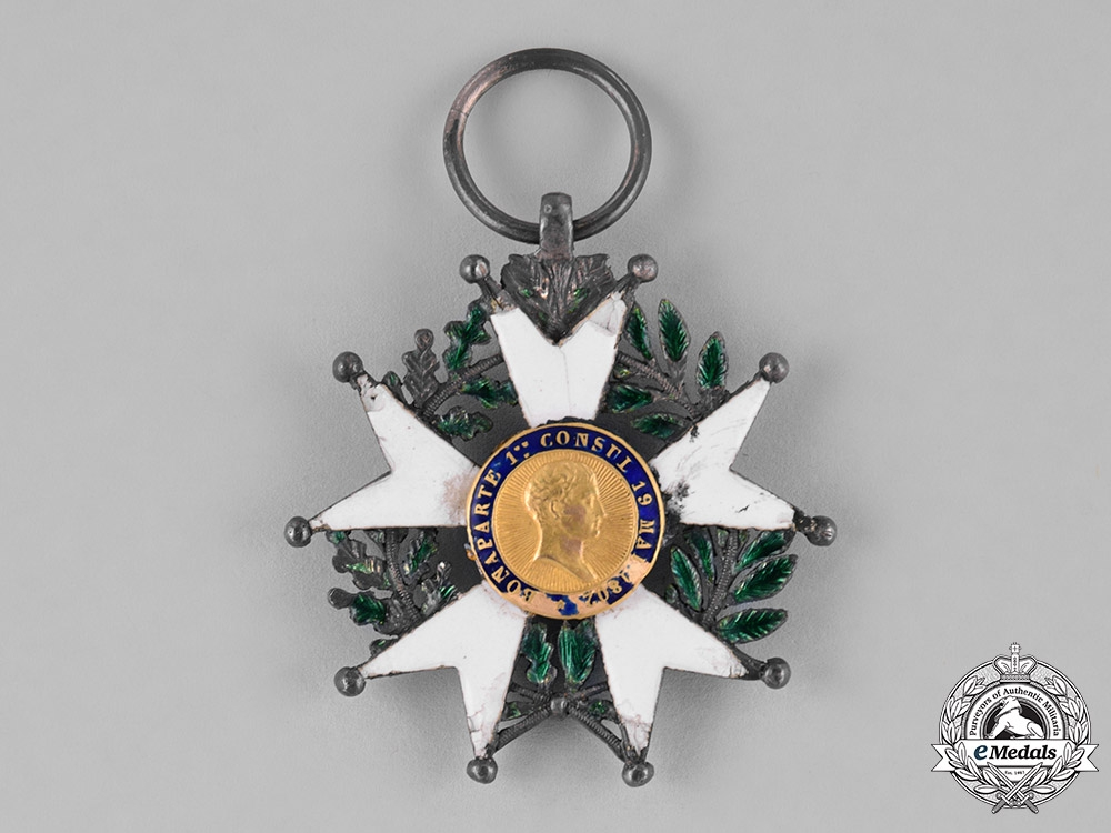 France, Second Republic. A National Order of the Legion of Honour, IV Class Officer, c.1849