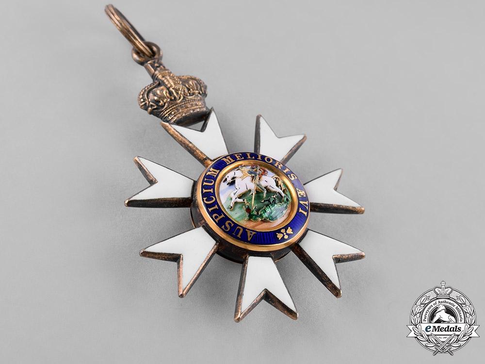 United Kingdom. A Most Distinguished Order of St.Michael & St.George, C.M.G., Knight Commander