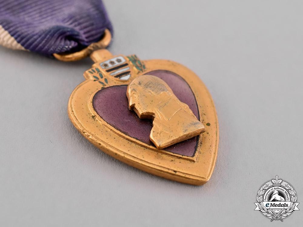 United States. Miniature Purple Heart