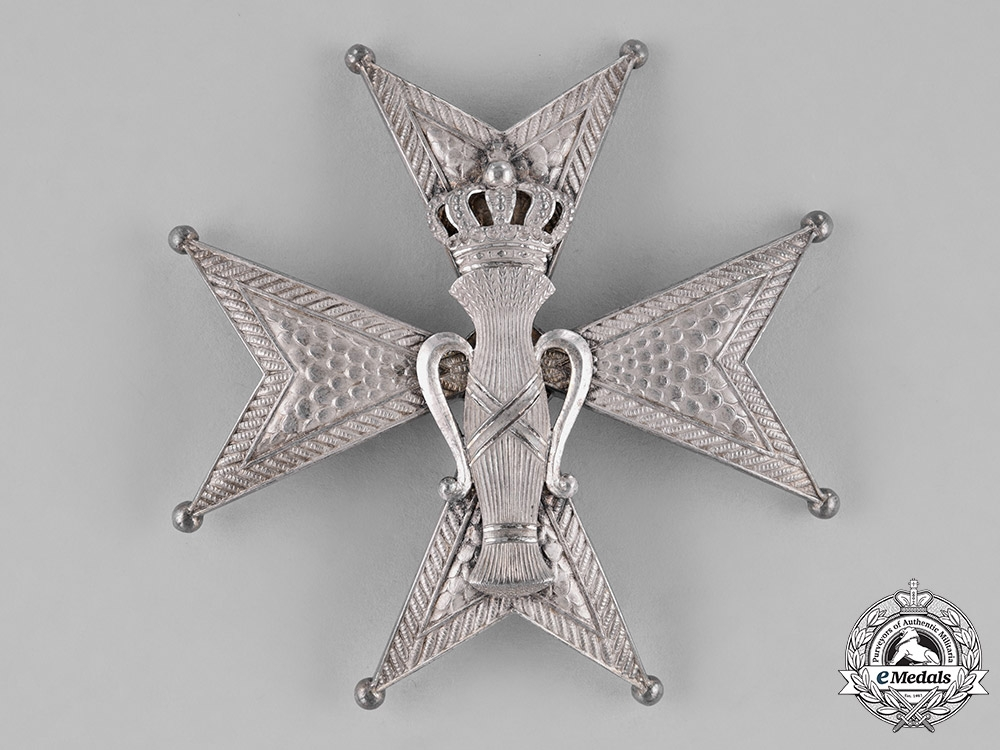 Sweden, Kingdom. An Order of Vasa, I Class Commander's Star, by C. F. Carlman, c.1936
