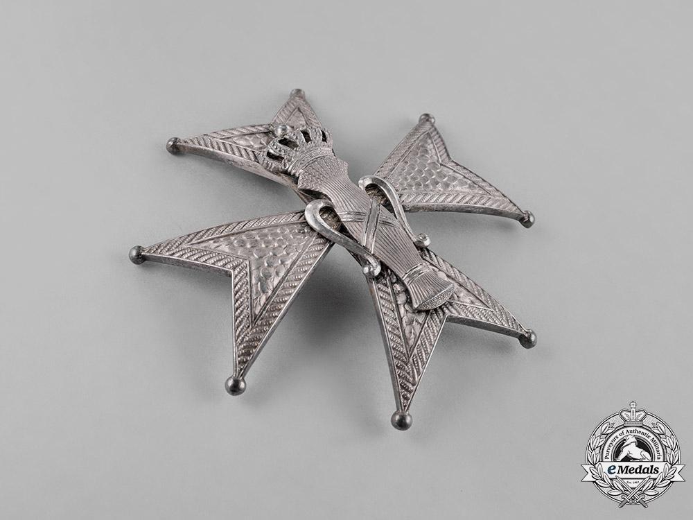 Sweden, Kingdom. An Order of Vasa, I Class Commander's Star, by C. F. Carlman, c.1936