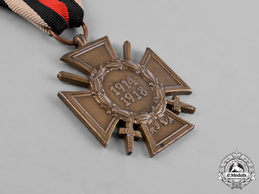 Germany, Imperial. Three Medals, Awards, and Decorations