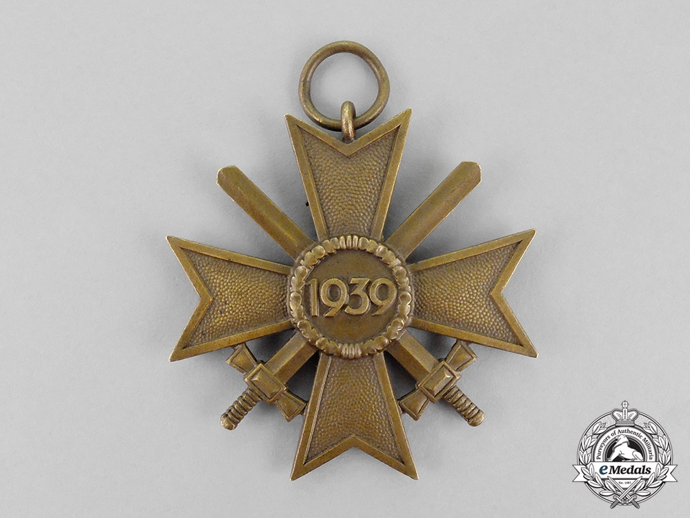 Germany. A War Merit Cross Second Class with Swords