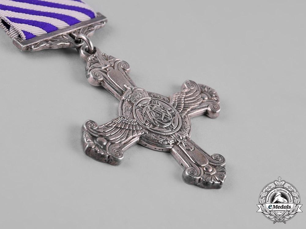 United Kingdom. A Distinguished Flying Cross 1953