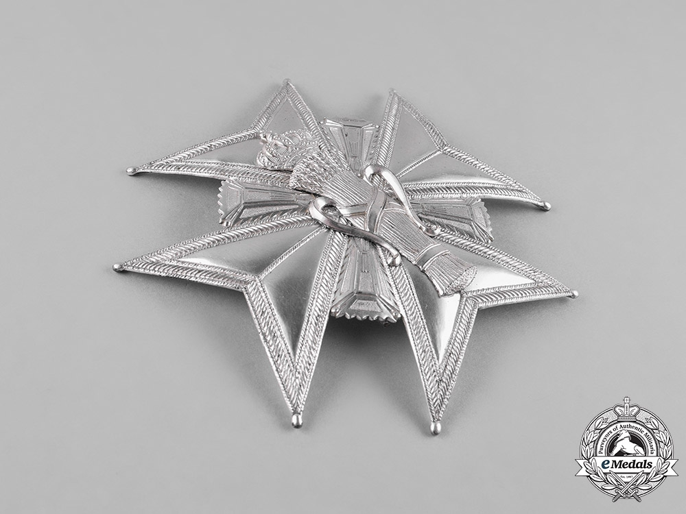 Sweden, Kingdom. An Order of Vasa, I Class Grand Cross, c.1951