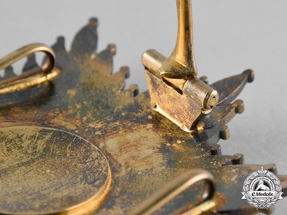 Netherlands, Kingdom. An Order of the Dutch Lion, I Class Knight Grand Cross, c.1910