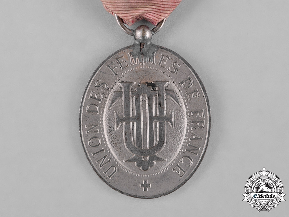 France, III Republic. Two Early 20th Century Medals & Awards
