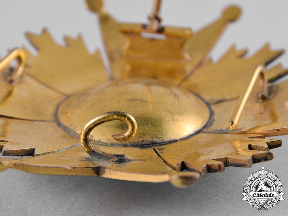 Spain, Franco Era. A Royal & Military Order of St. Hermenegild, Commander's Star, c.1950