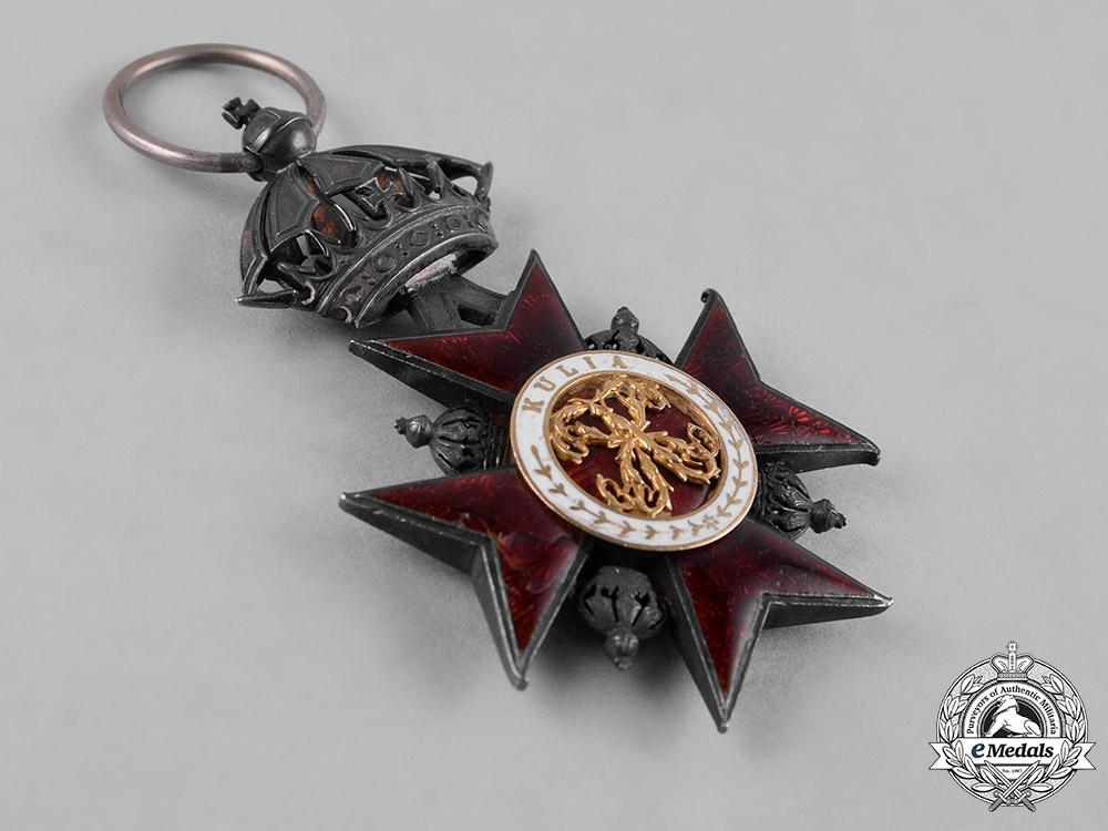Hawai'i Kingdom. A Royal Order of Kapiolani, Companion's Badge, c.1890