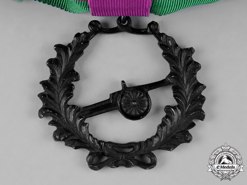 Afghanistan, Kingdom. An Order of Independence, I Class Grand Cross, c.1927
