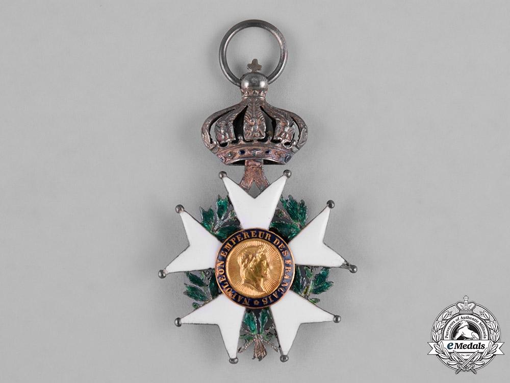 France, II Empire. A Legion D'Honneur, Knight c.1860
