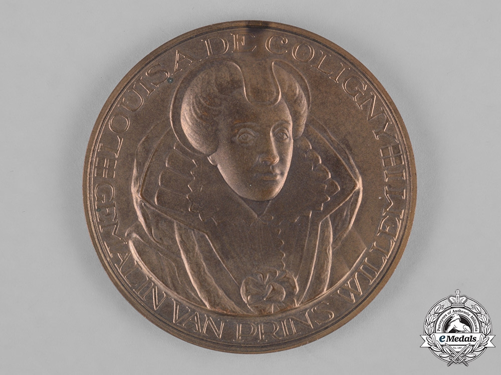 Netherlands, Kingdom. Three Royal Medallions, c.1950