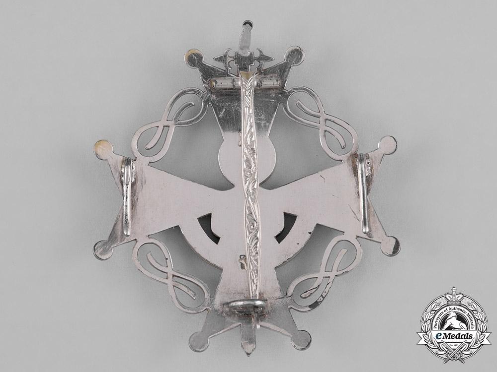 Spain, Franco Period. An Order of the Cross of St. Raymond of Peñafort, Grand Cross Star, c.1950
