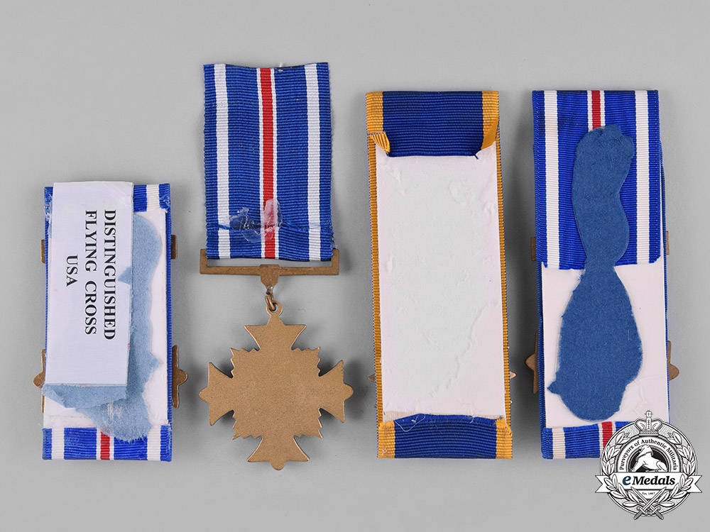 United States. A Lot of Four Air Force Awards