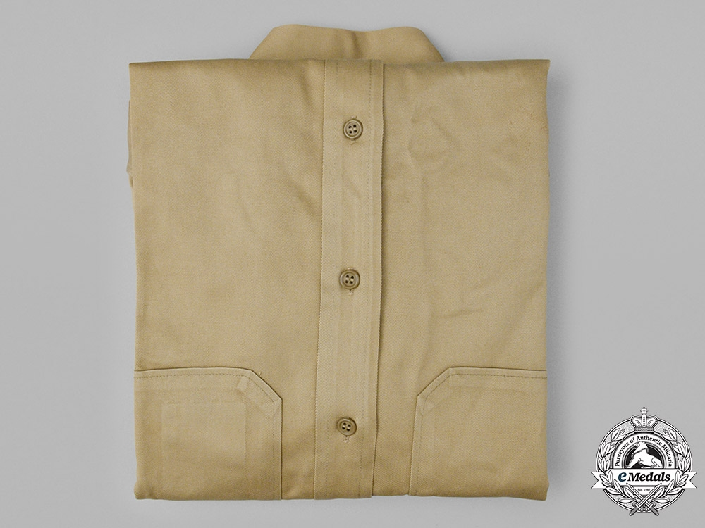 United States. Two Army Officer's Dress Shirts