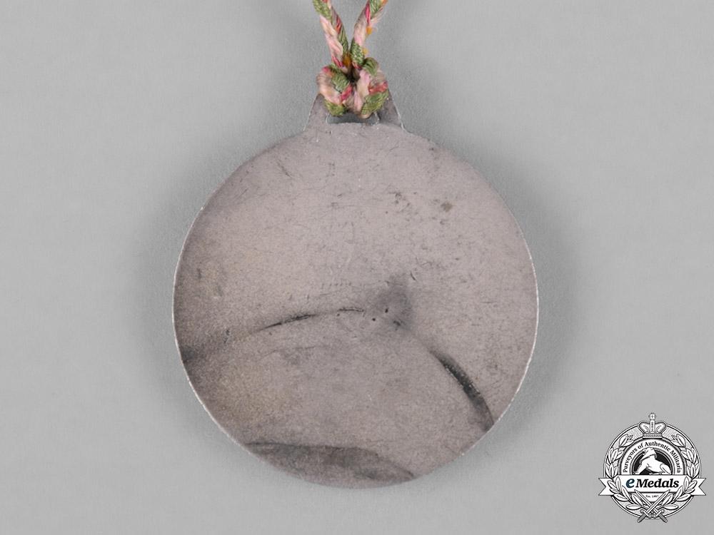 Italy, Kingdom, Republic. A Cortina d'Ampezzo 1224 Skiing Commemorative Medal
