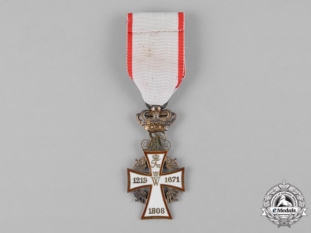 Denmark, Kingdom. An Order of Dannebrog, I Class Knight, c.1900