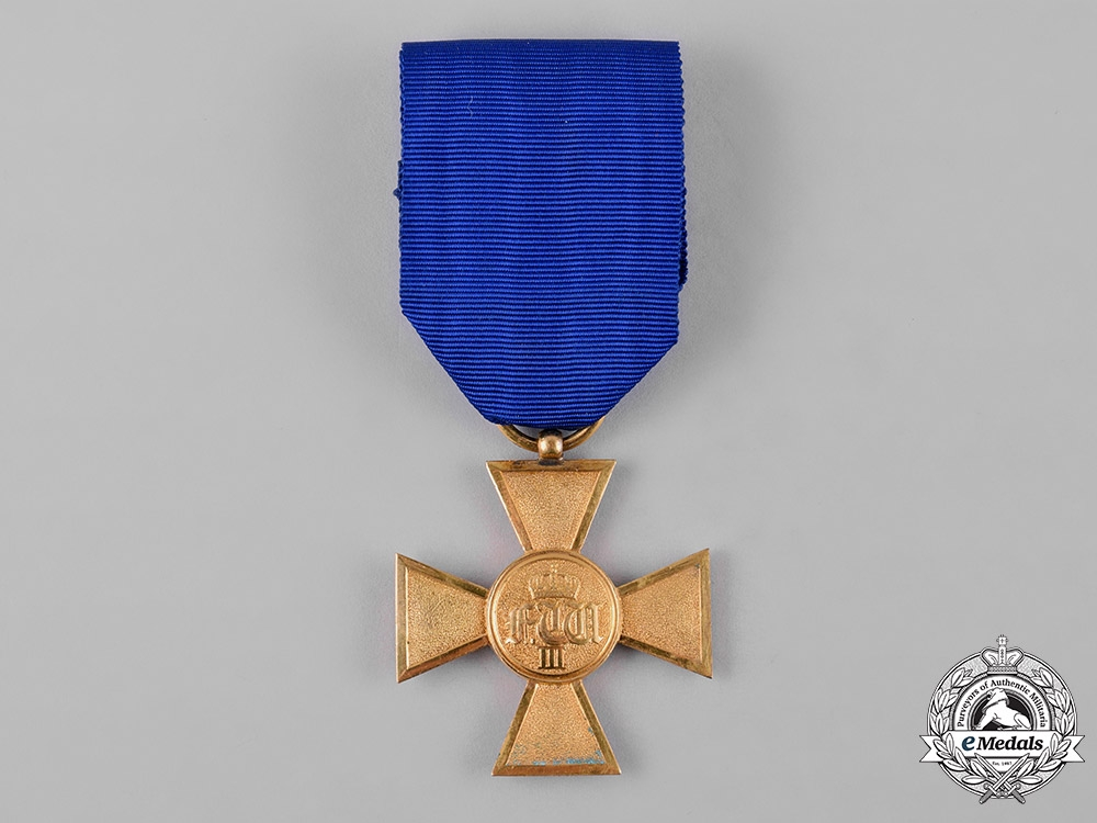 Germany, Imperial. A 25-Year Long Service Medal
