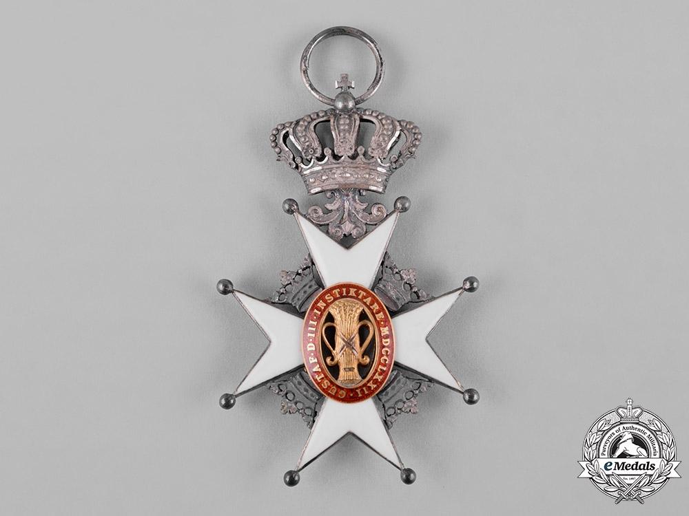 Sweden, Kingdom. An Order of Vasa, II Class Knight, c.1910
