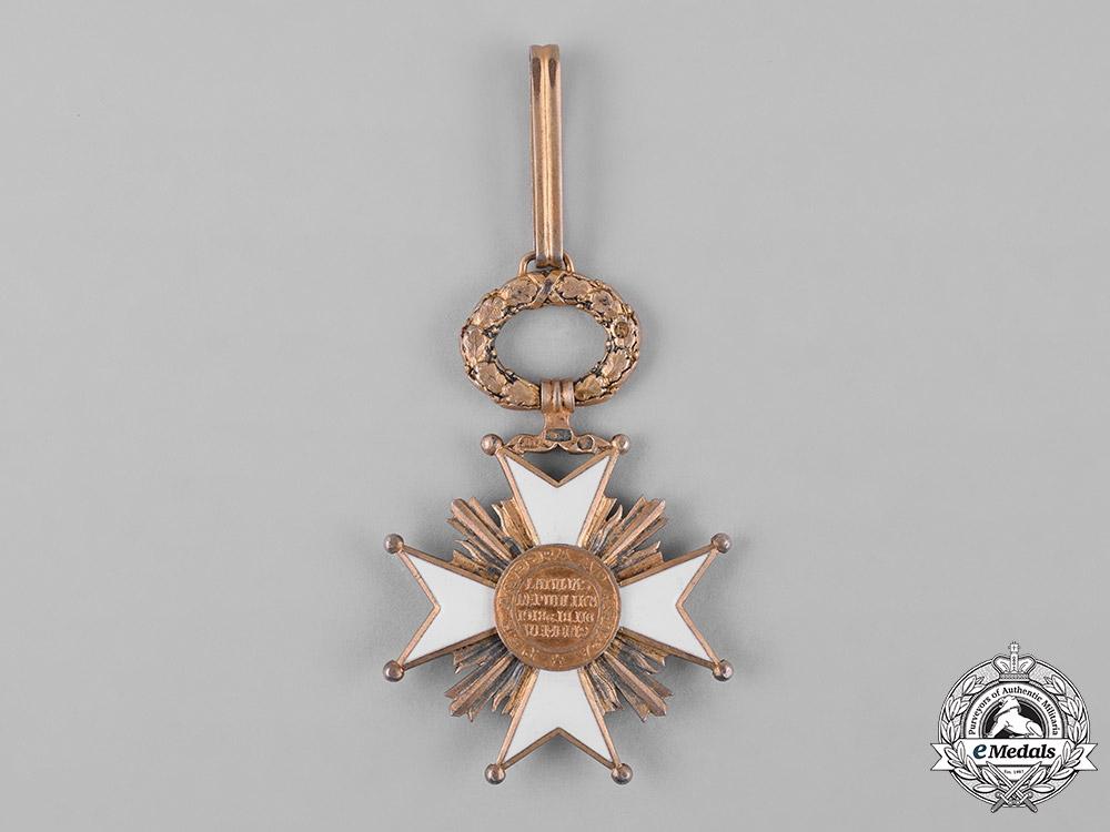 Latvia, Republic. An Order of the Three Stars, II Class, by W.F. Müller, c.1935