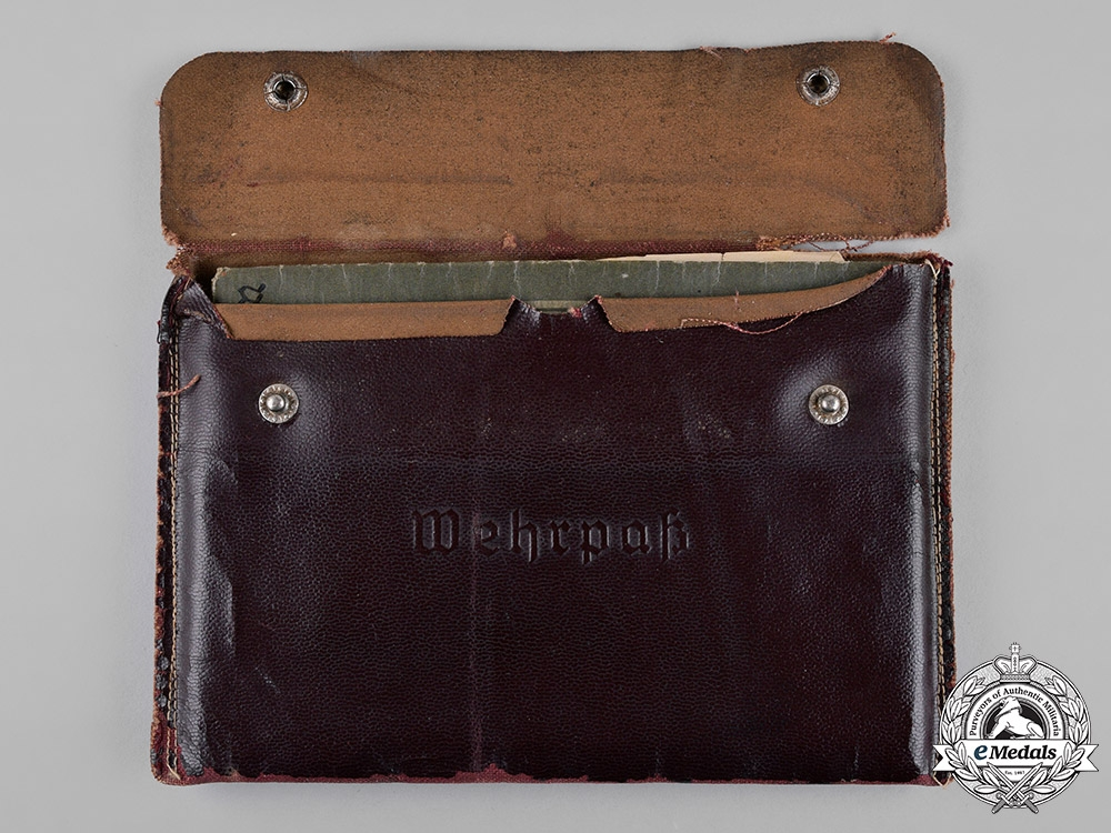 Germany, Wehrmacht. A Group of Awards & Documents, Uffz. 2./ Pz.Gren.Rgt.113
