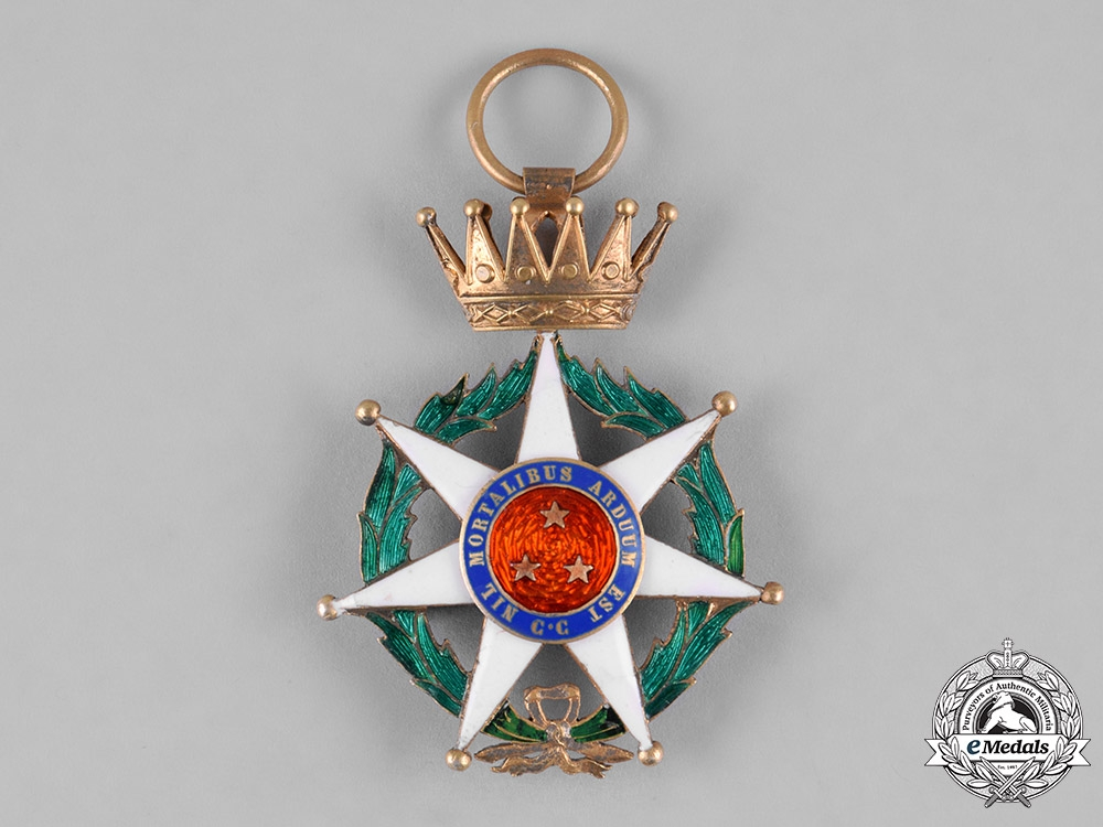 France, III Republic. An Order of the Honey Bee, Commander, c.1920