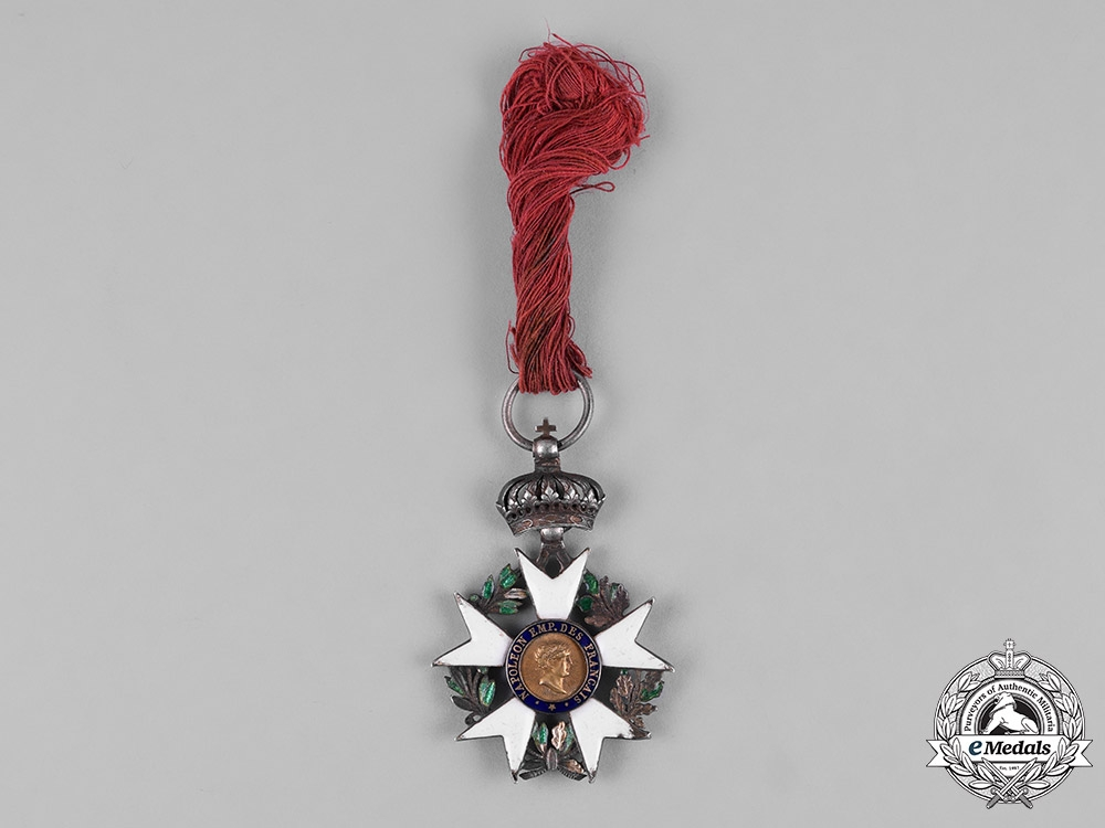 France, I Empire. A Légion D'Honneur, V Class Legionnaire, c.1806