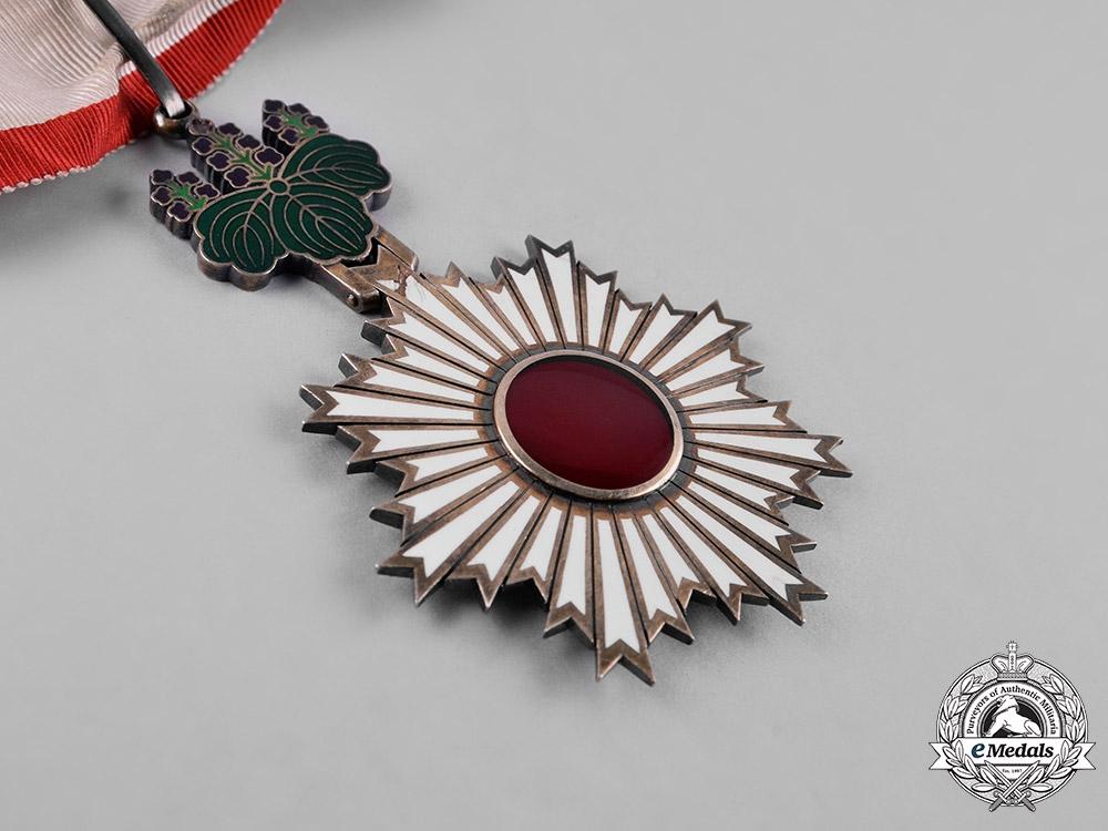 Japan, Empire. An Order of the Rising Sun, III Class Commander, c.1900
