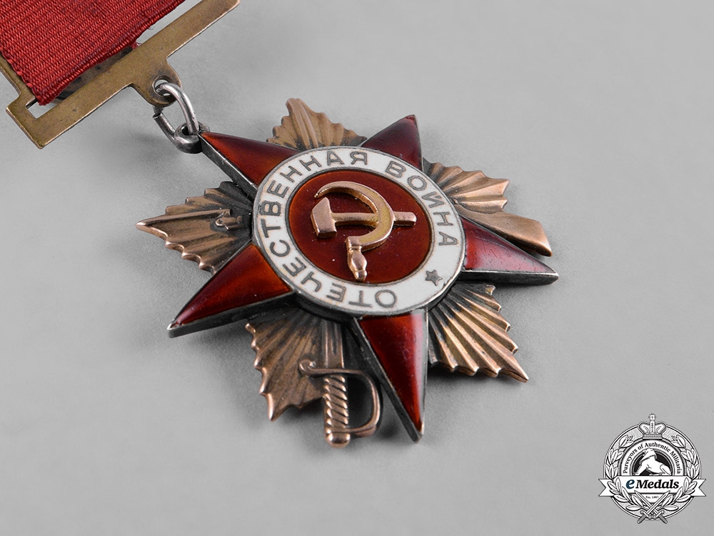 Russia, Soviet Union. A Superb Flying Ace Group to Major Nikolai Fyodorovich Denchik, 1st Squadron, 64th Guards Fighter Aviation Regiment