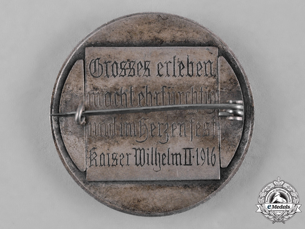 Germany, Imperial. A Prussian Railway Service Grouping