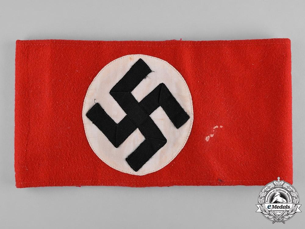 Germany, NSDAP. A Member's Armband
