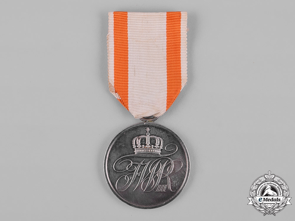 Prussia, State. A General Honour Medal