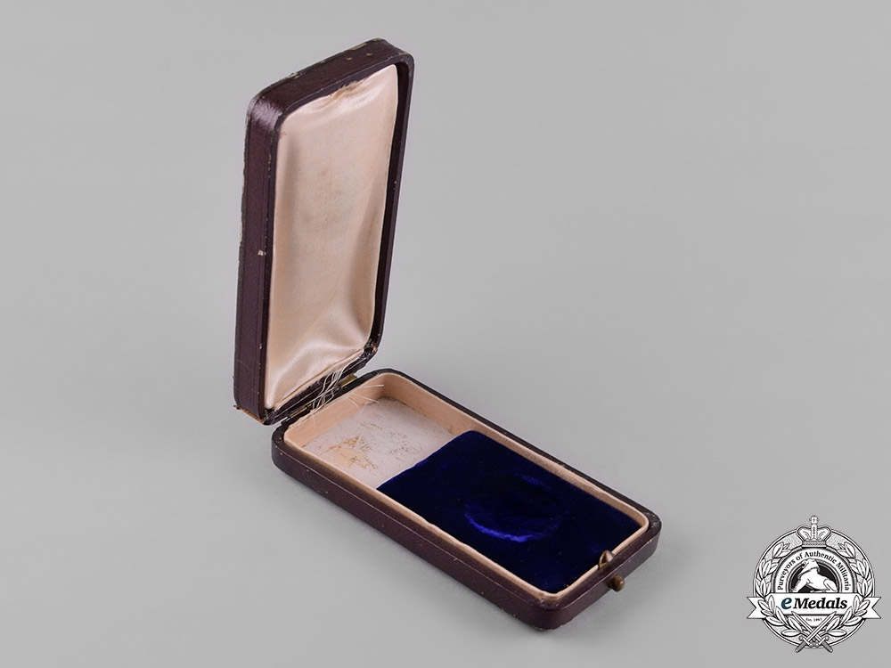 France, III Republic. An Order of the Legion Of Honour, IV Class Officer Case