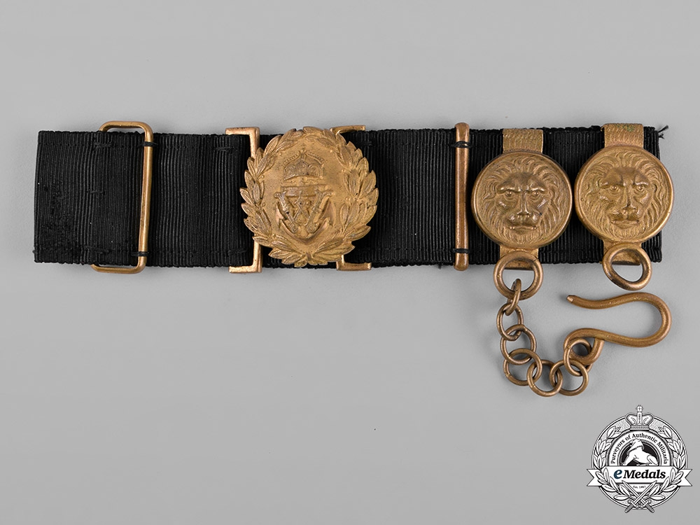 Germany, Imperial. An Imperial Navy Officer's Dagger Hanger