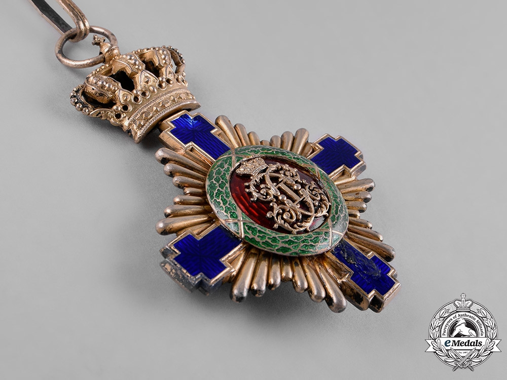 Romania, Kingdom. An Order of the Star, Civil Division, Commander, c.1925