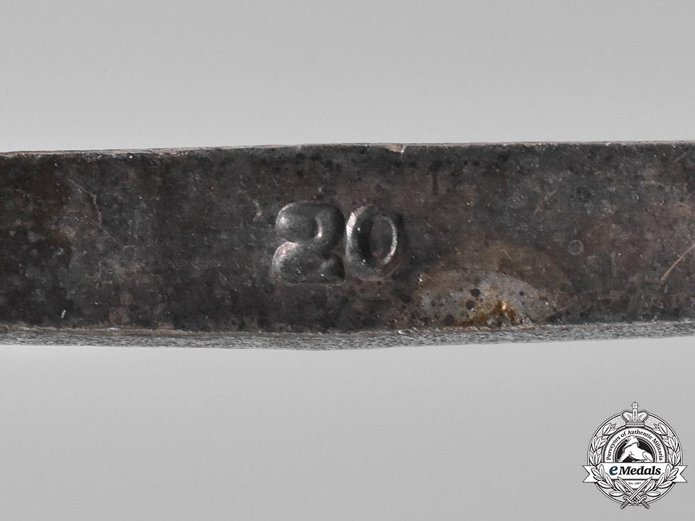 Germany, Wehrmacht. A German Cross in Silver, by C.F. Zimmermann