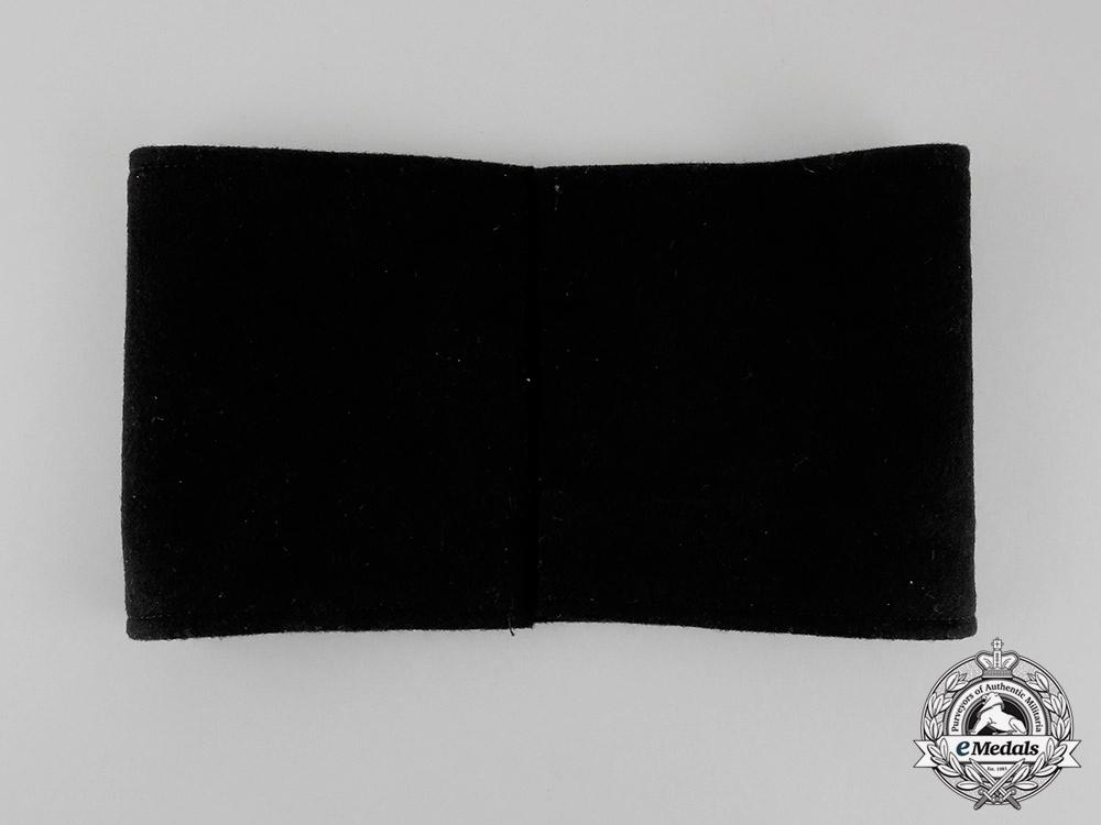 Germany. A National Socialist Veterans Organization Membership Armband