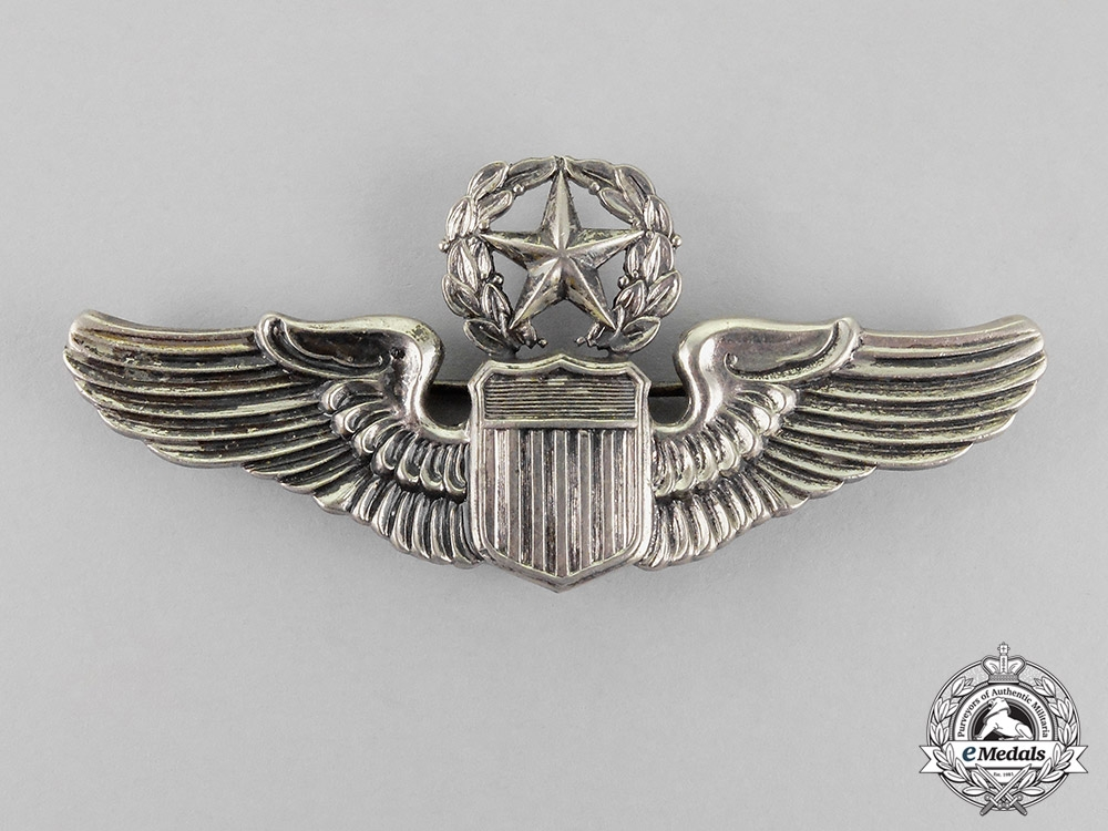 New York And Company Credit Card Payment >> United States. An Army Air Force Command Pilot Badge, by N ...