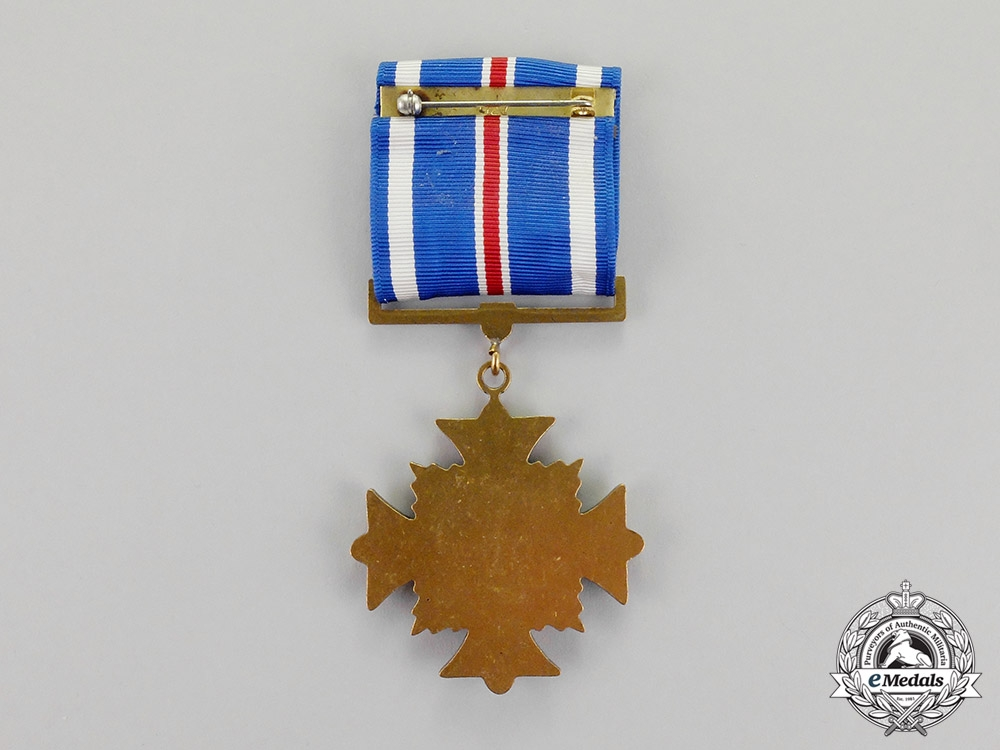 United States. A Distinguished Flying Cross
