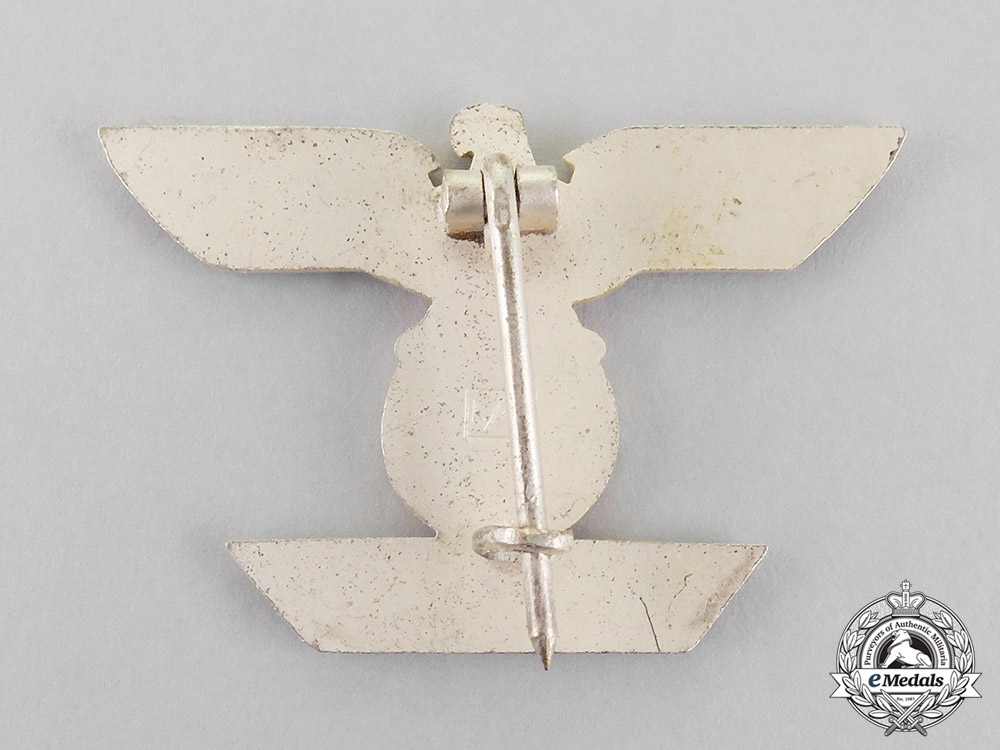 Germany. A Clasp to the Iron Cross 1939 First Class by Wilhelm Deumer; Second Type